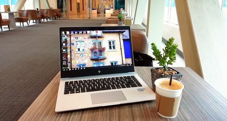 werk laptop