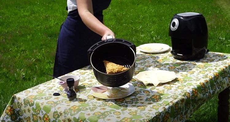 recept airfryer tosti