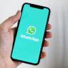 Whatsapp op smartphone