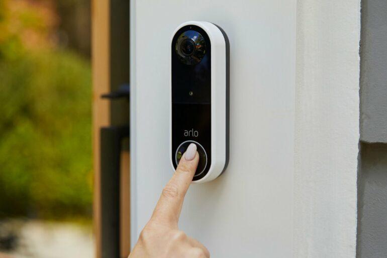 Arlo lanceert nieuwste draadloze deurbel: Essential Wire-Free Video Doorbell