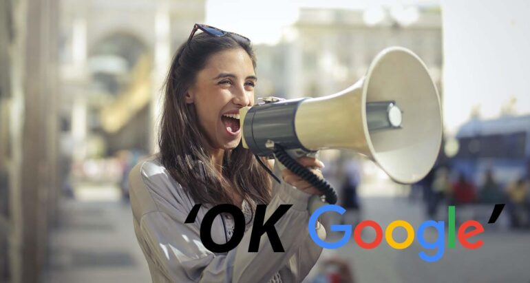 'OK Google'