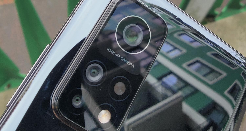 Xiaomi Mi 10T Pro Achterkant