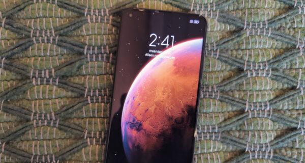 Xiaomi Mi 10T Pro voorkant