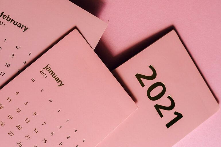 Taken planner 2021
