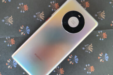 Huawei Mate 40 Pro achterkant