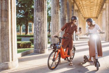 E-bike en E-step