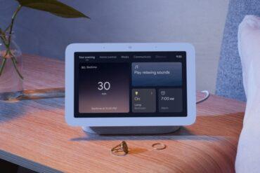 Google Nest Hub 2 komt met 'Sleep Sensing'-functie om slaap te verbeteren