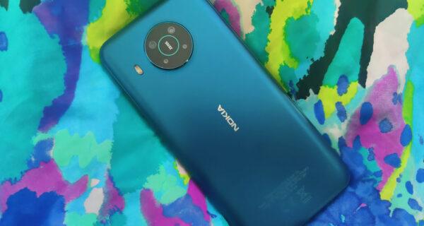 Nokia X20 back