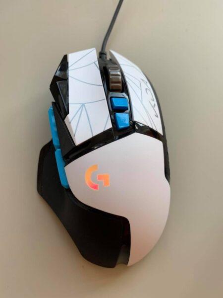 Logitech G502 HERO K/DA Mouse